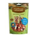 Деревенские лакомства Косточки утиные 60г для собак мини-пород