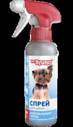 "М.Бруно Спрей для собак ""Нейтрализует запах"" 200мл"