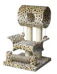 FAUNA INT LIMBO Игровой комплекс для кошек 2-х уровневый 45х45х79см