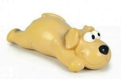"""Beeztees Игрушка для собак """"Собака"""", латекс 19,5см"""