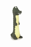 """Beeztees Игрушка для собак """"Крокодил"""", латекс 28см"""