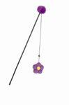 Beeztees Игрушка для кошек Удочка с цветком 40см