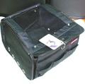 FAUNA INT Сумка-переноска Easy Carry для автомобиля, черная,36х36х24см