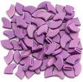Антицарапки Защитные колпачки Ф2 для когтей(40шт) фиолетовые.