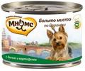 МНЯМС Консервы для собак Болито мисто по-Веронски (дичь с картофелем), 200г