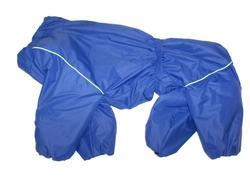 LifeDog Комбинезон для крупных собак, васильковый, размер 4XL, спина 55см