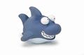 """Beeztees Игрушка для собак """"Акула"""" синяя, латекс 19см"""