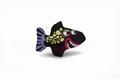 """Beeztees Игрушка для кошек """"Зубастая акула"""" текстиль 7,5см"""