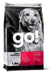 Petcurian Pet Nutrition Go! Natural Корм для щенков и собак с Ягненком, сух.