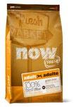 Petcurian Pet Nutrition NOW! Natural Беззерновой корм для собак крупных пород с Индейкой, Уткой и овощами, сух