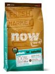 Petcurian Pet Nutrition NOW! Natural Беззерновой корм для собак крупных пород Контроль веса с Индейкой, Уткой и овощами, сух.