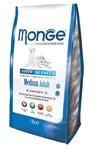 MONGE Dog Medium корм для взрослых собак средних пород, сух.