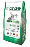 MONGE Dog Maxi корм для взрослых собак крупных пород, сух.