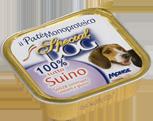MONGE Special Dog консервы для собак паштет из 100% мяса свинины 150 г