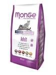 MONGE Cat корм для взрослых кошек, сух.