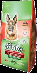 MONGE Simba Dog корм для собак с говядиной, сух.