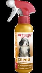 М.Бруно Спрей для собак, устраняющий запах псины 200мл