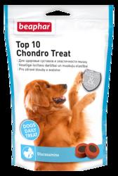 """Beaphar Витамины """"Top 10"""" для собак с глюкозамином 75шт(150г.)"""