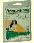 Frontline Фронтлайн КОМБО S для собак весом 2-10 кг 1 пипетка, 0,67мл