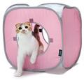 "Kitty City Домик для кошек Кубик Рубик. ""Kitty Play Cube"": 38*38*38см (pl0057)"