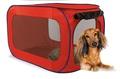 Kitty City Переносной домик для собак малых пород 66*37*37 см, полиэстер (Portable dog kennel small) PL0009