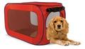 Kitty City Переносной домик для собак средних пород 81*49,5*49.5 см, полиэстер (Portable dog kennel medium) PL0010
