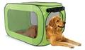 Kitty City Переносной домик для собак крупных пород 91*55*55 см, полиэстер (Portable dog kennel large) PL0015
