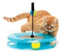 "Kitty City Игрушка для кошек: Поле Чудес ""Swat Track & Scratcher"": 31*31*6см (pl0369)"