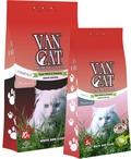 """Van Cat Комкующийся наполнитель """"100% Натуральный"""", пакет (Natural)UNRI001"""