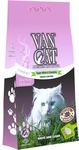 Van Cat Комкующийся наполнитель с ароматом Детской присыпки, пакет (Baby Powder)UNRI003