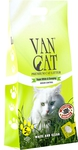 Van Cat Комкующийся наполнитель с ароматом Соснового леса, пакет (Pine) САЛАТОВЫЙ urn1014