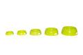 Moderna Миска пластиковая Eco, лимонно/желтая