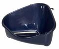 Moderna Туалет для грызунов pet's corner угловой средний, 35х24х18