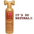 """Pet Head Oatmeal Шампунь """"100% натуральный"""" для собак с маслом овсянки, жожоба, 354мл"""