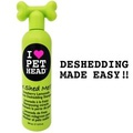 """Pet Head DE SHED ME!! Шампунь клубнично-лимонадный """"Чудо-линька"""" для линяющих Собак, 355мл"""