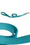 Papillon Нейлоновый поводок, бирюзовый (Nylon lead, turquoise), 120см
