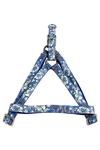 Papillon Шлейка с рисунком, синий (Harness, Hula Hula, colour blue)