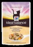 HILL'S IB пауч для кошек Томленая Курица 85г х 12шт