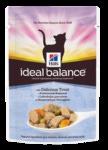 HILL'S IB пауч для кошек Аппетитная Форель 85г х 12шт
