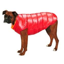 АНТ KONG Жилет для крупных собак красный, размер L