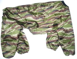 Бобровый дворик Дождевик для средних и крупных пород собак, камуфляж, модель для девочки