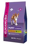 Eukanuba EUK Dog корм для щенков средних пород