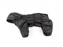 ZooPrestige Комбинезон Дутик, черный, размер 3XL, синтепон спина 49см