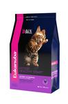 Eukanuba EUK Cat корм с домашней птицей для котят