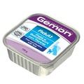 MONGE Gemon Dog консервы для собак паштет с кусочками тунца 150 г