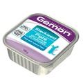 MONGE Gemon Cat Sterilized консервы для стерилизованных кошек паштет тунец 100 г