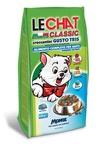 MONGE Lechat Cat Gusto Tris корм для кошек трио вкусов (говядина, курица, рыба) 400 г