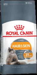 Royal Canin Сухой корм для кошек с чувствительной кожей и проблемной шерстью