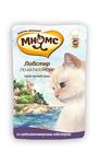 МНЯМС Паучи для кошек Лобстер по-каталонски 85 г х 12шт