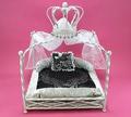 LuxDog Кроватка для собак кованая Снежная Королева, размер